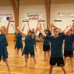 Opvisningsprogram til Blaabjerg stævnet