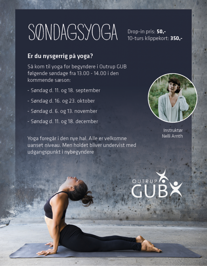 Yoga i Outrup GUB